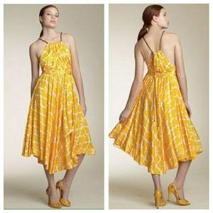 Diane von Furstenberg naro halter style dress